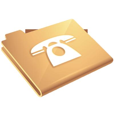 Bild Icon Reservierung Telefon