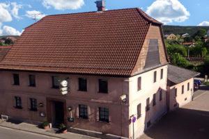 Bild Gebäude Restaurant Zum Rathaus